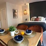 Studiosuite - Wohnzimmer