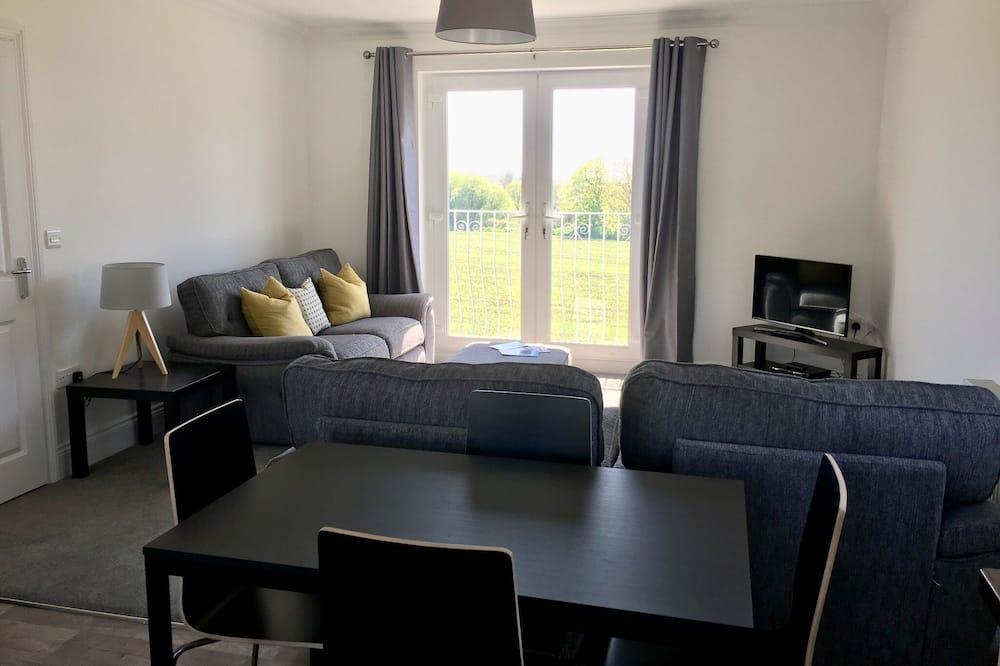 Standard apartman - Nappali rész