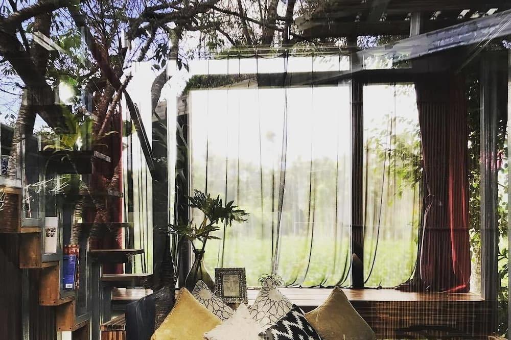 Double Room (Villa #3) - Living Area