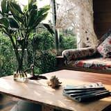 Double Room (Villa #4) - Living Room