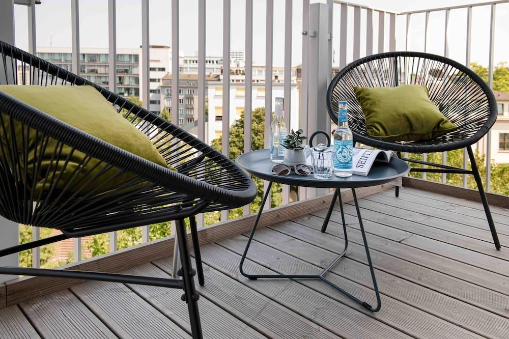 Classic Studio, Balcony - Balcony
