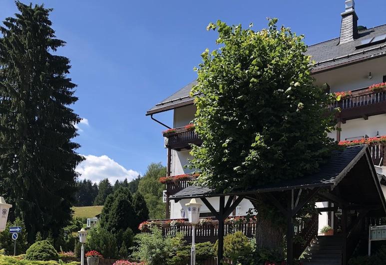 Hotel Thüringer Wald, Ильменау, Вид снаружи / фасад