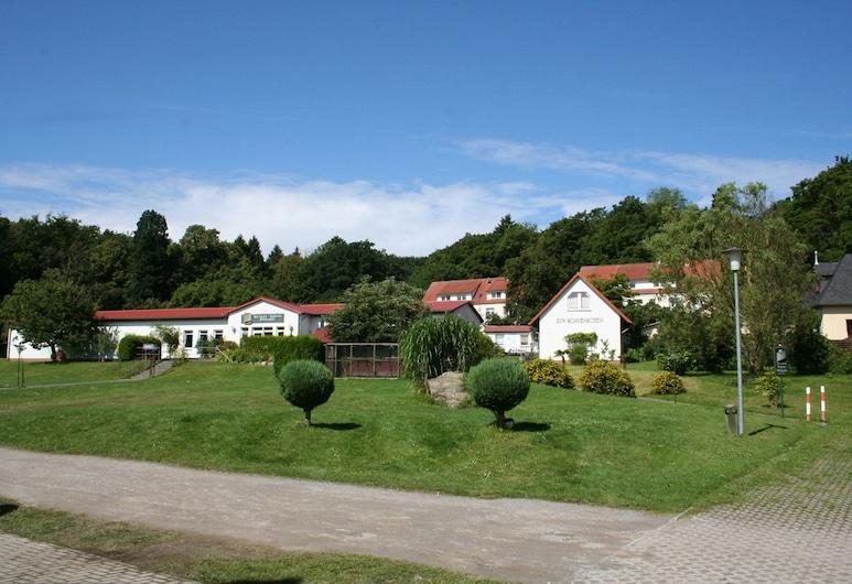 Pension zum Schlossgarten, Ralswiek, Ulkoalueet