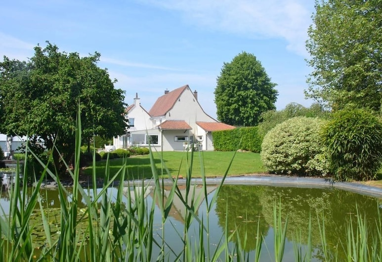 Jardin du Marais, Tournai, Jardín