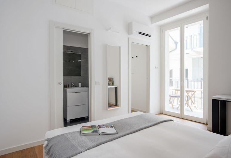Brera Apartments in Porta Nuova, Milaan, Appartement, 1 slaapkamer (2 Adults), Kamer