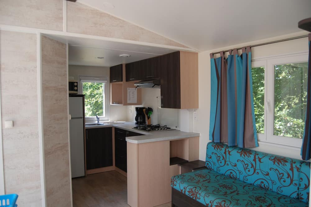 Mobile Home (Lune) - Living Area