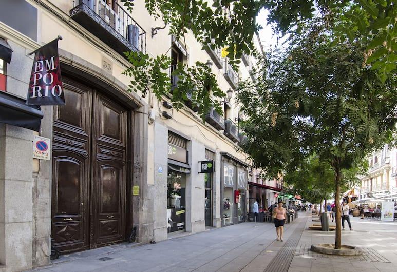 Estudio City Center Gran Via, Madryt