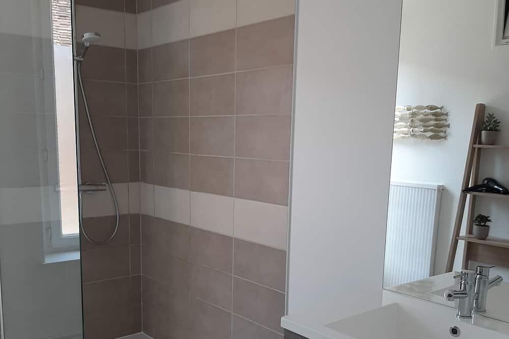 Standardní pokoj s dvojlůžkem (Granite) - Koupelna