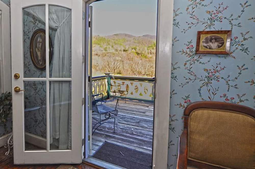 Standard Δωμάτιο, 1 Υπνοδωμάτιο, Μπαλκόνι (The Buckeye Room, Upstairs) - Μπαλκόνι