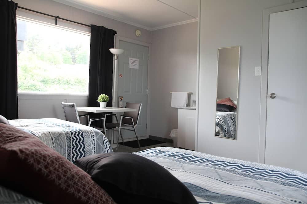 Chambre Standard, 2 lits doubles - Chambre