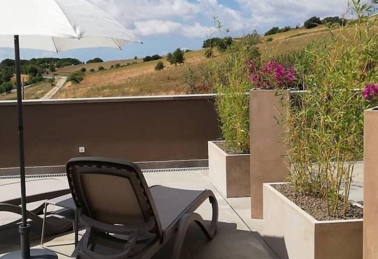 Agriturismo Le Piccole Macie, Magliano in Toscana, Suite superior, Terraza o patio