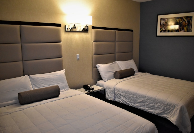 7 Days Hotel Bronx, Bronx, Chambre Double Deluxe, Chambre