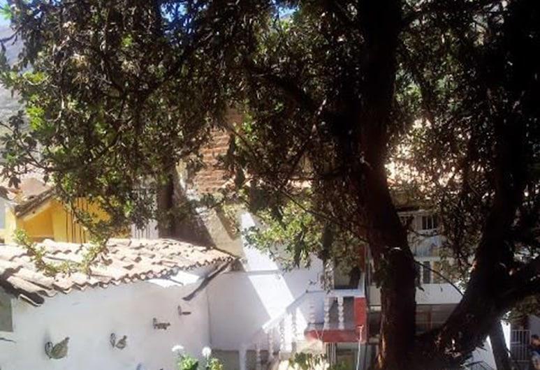 Hotel Inca, Stanowisko archeologiczne Chavin de Huantar, Ogród