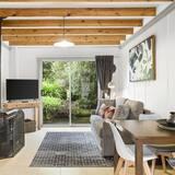 Studio Apartment - Living Area