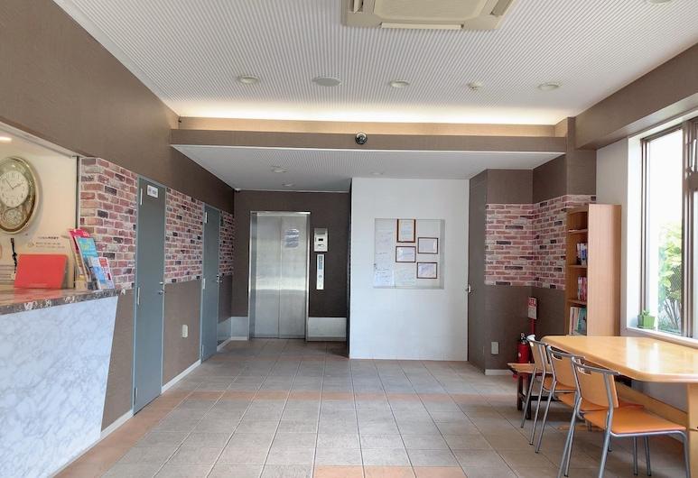 博多皮克洛飯店, 福岡, 大廳