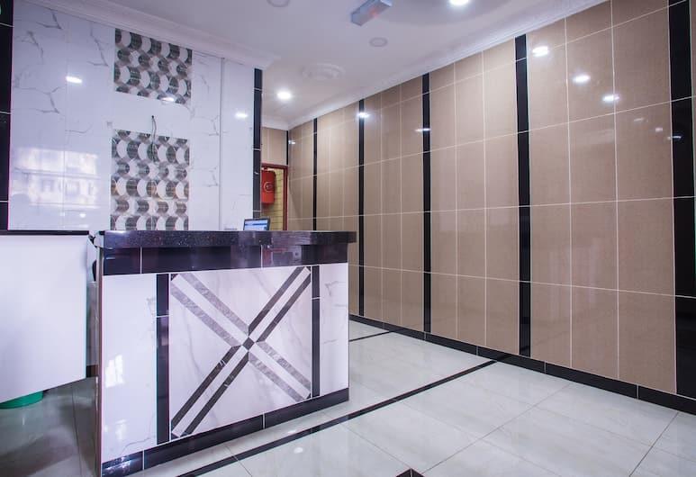 OYO 44015 MK Inn Hotel, Kuala Lumpur, Reception