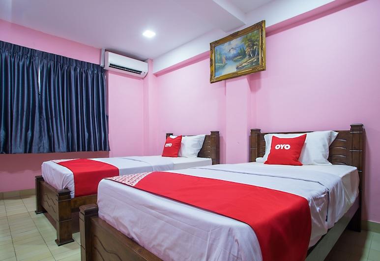 OYO 44015 MK 旅館酒店, 吉隆坡, 標準雙床房, 客房
