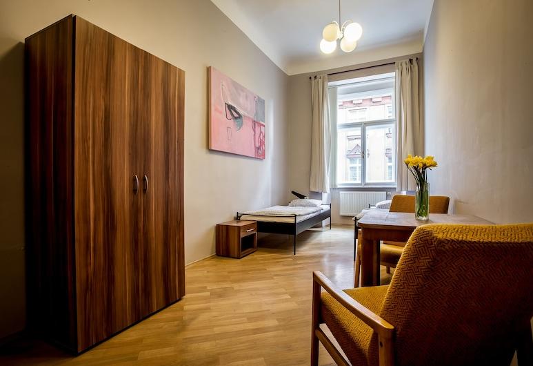 Ahoy! Hostel, Praga, Quarto duplo standard, Quarto