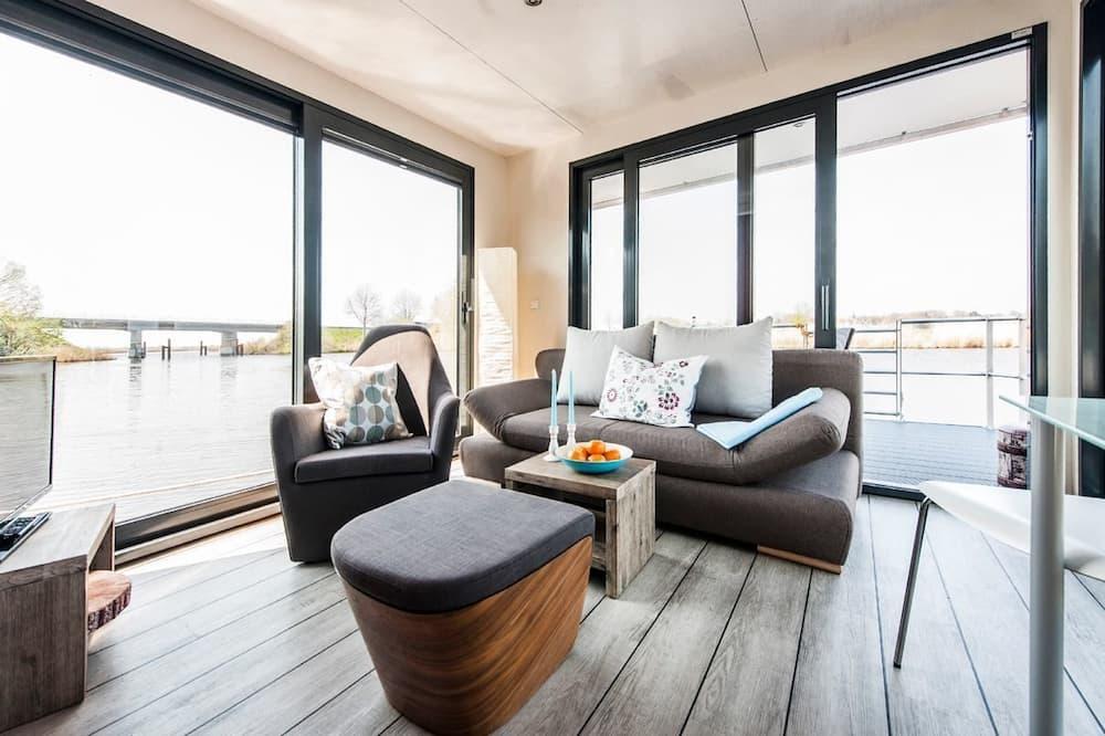 Casa rodante, 1 habitación - Sala de estar