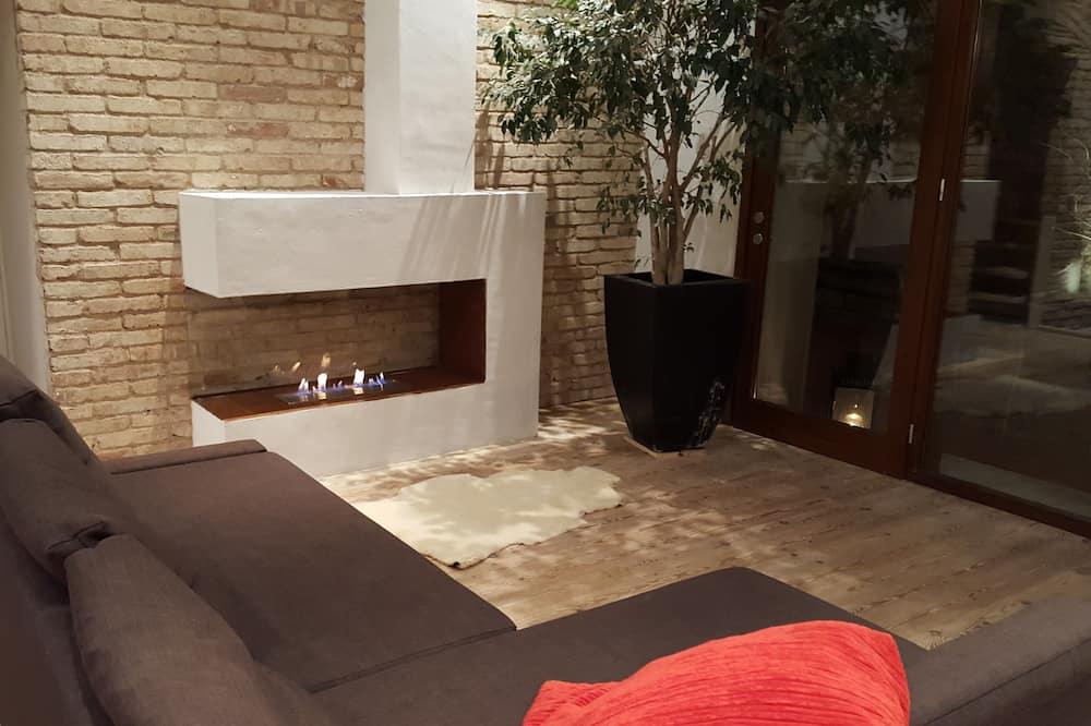 Casa, camere multiple - Area soggiorno