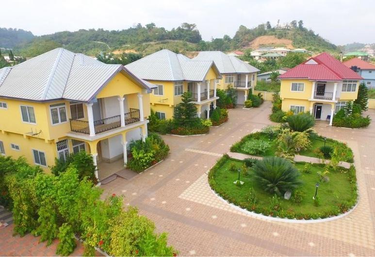 Monipee Hotel, Obuasi