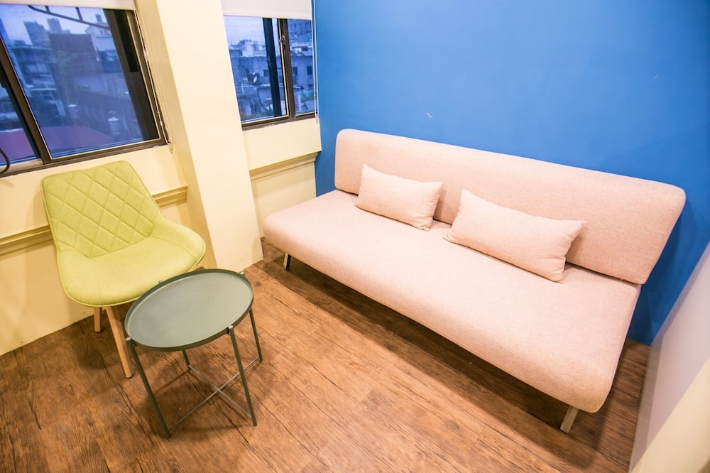 Family Suite, 3 Bedrooms - Living Area
