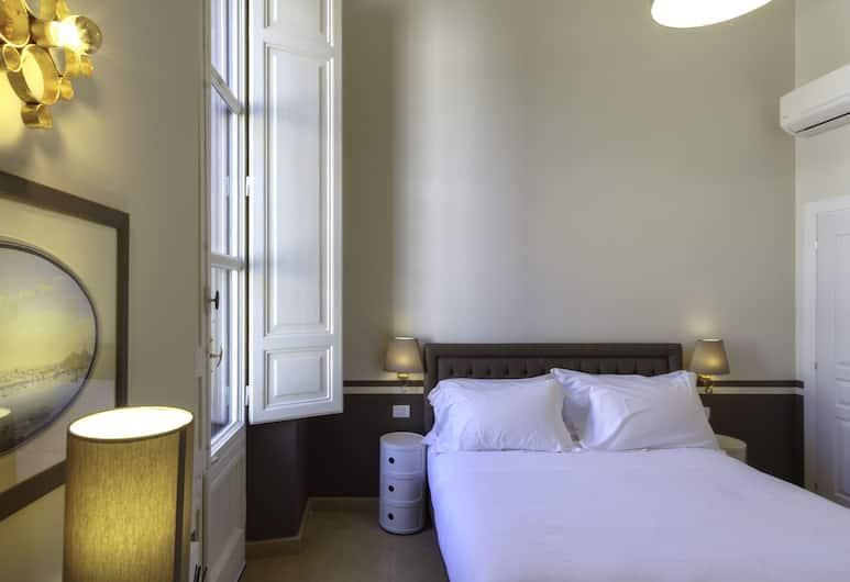 Residenza Molinari Suite&Rooms, Napoli, Dobbeltrom, balkong (King), Gjesterom