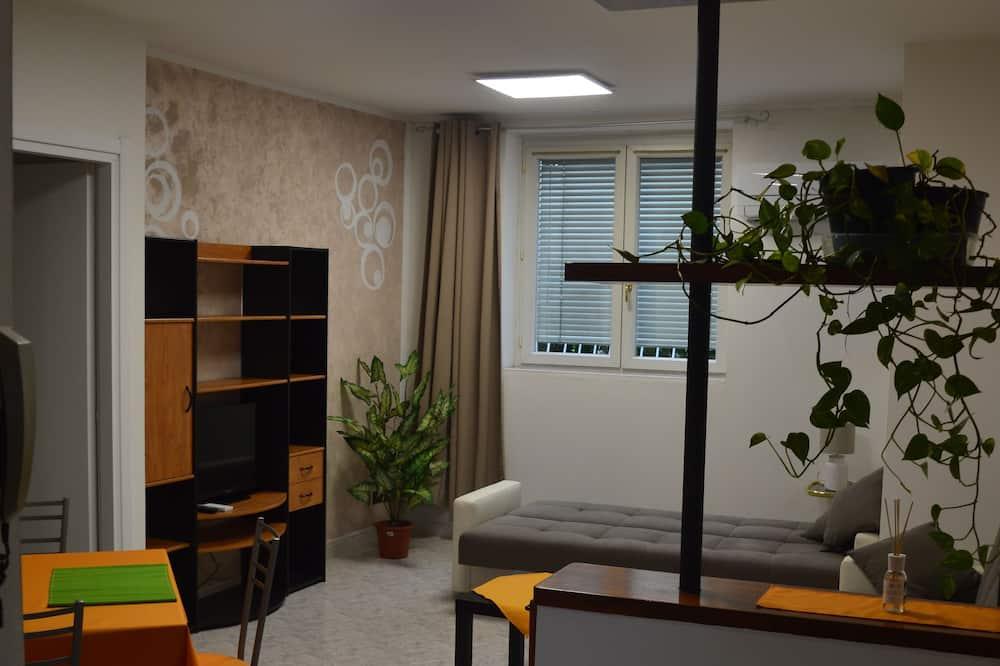 Comfort Apartment (Mara1) - Living Area