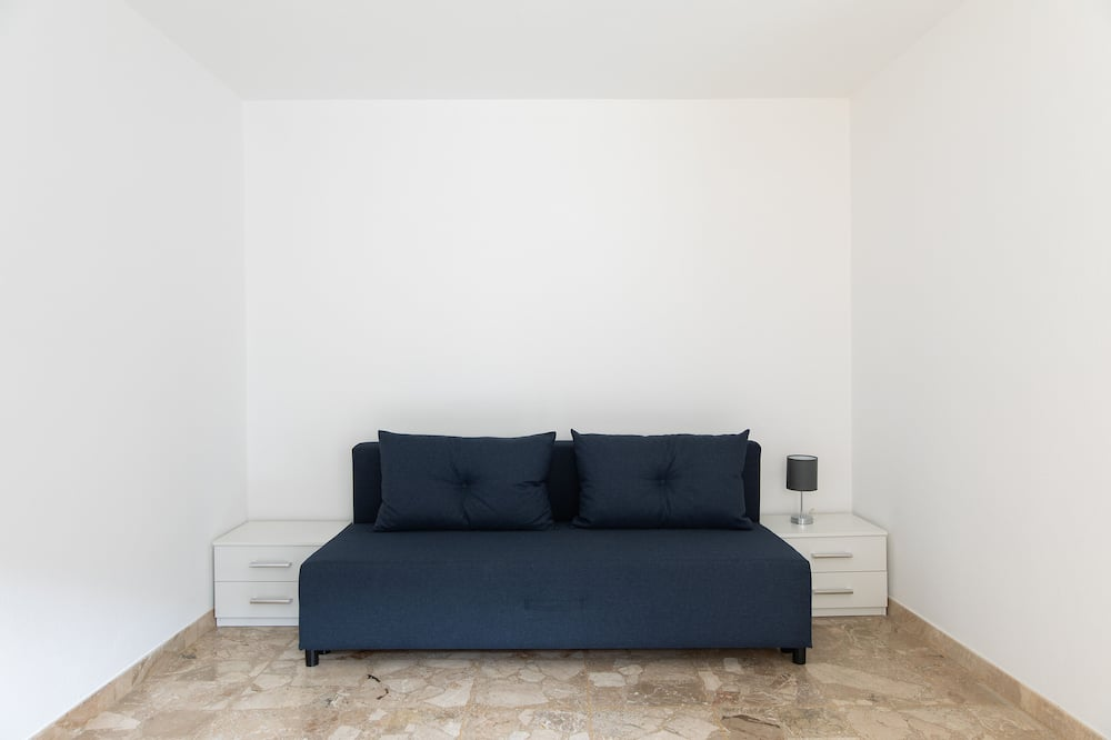 Deluxe-Apartment (Rose 2) - Wohnzimmer