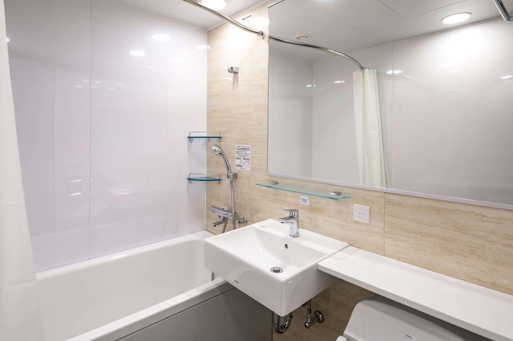 標準客房, 2 張單人床, 非吸煙房 - 浴室