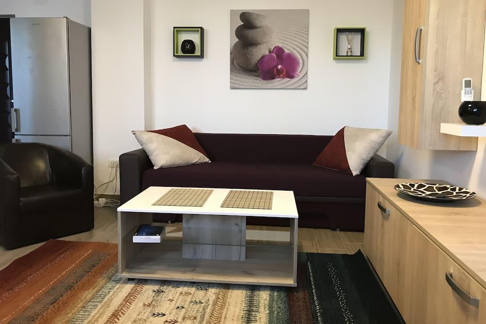 Comfort Apartment, 1 Bedroom - Ruang Tamu