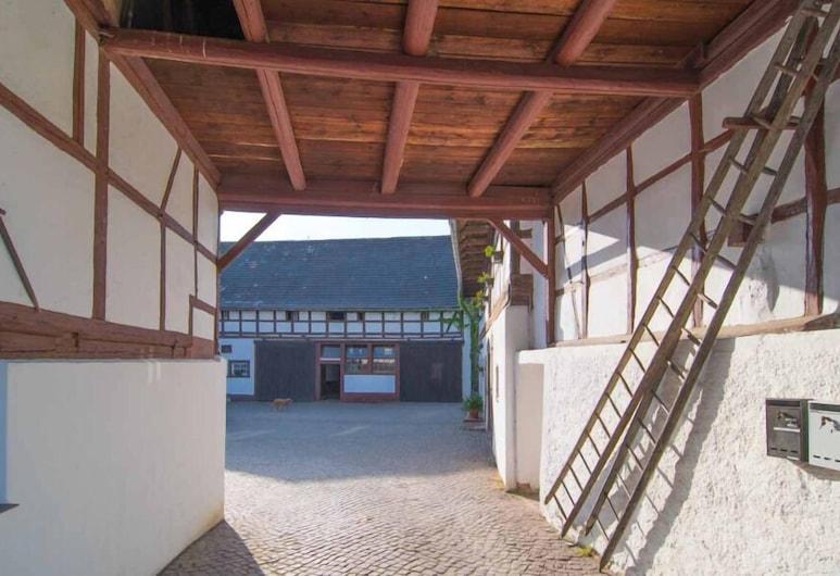 Pferdehof Berger, פניג, שטחי הנכס