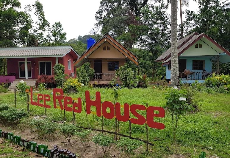 Lee Red House, Ko Kood, Hotel Front
