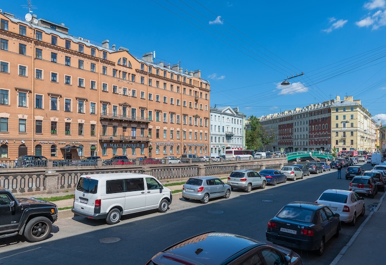 Апарт-отель RentalSPb, наб. канала Грибоедова, Санкт-Петербург