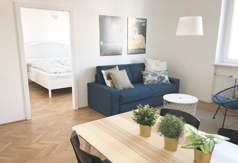 Lovely Apartment directly at Naschmarkt, Viena
