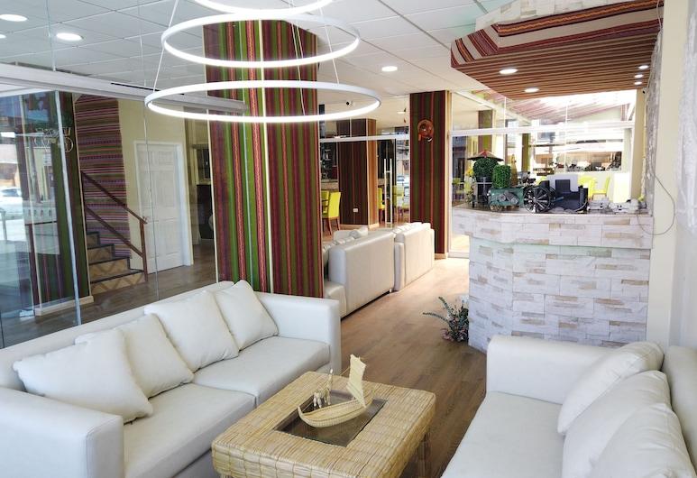 Almudena Suites Uyuni, Uyuni, Περιοχή καθιστικού