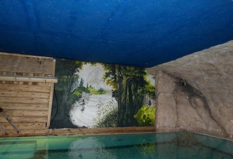 格林瓦尔德酒店, 卡瓦雷斯, 室内 SPA 浴缸