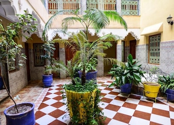 Slika: Faouzi Hôtel ‒ Marakeš