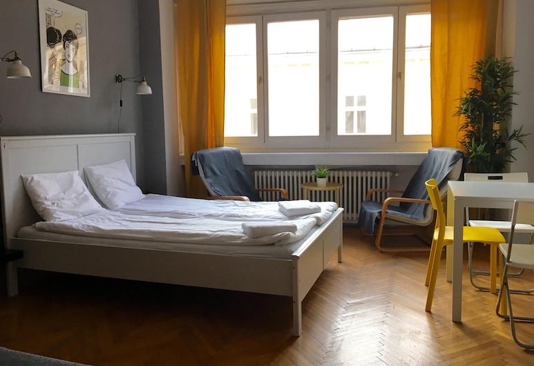 Budget Apartment by Hi5 - Váci street 44., Βουδαπέστη, Διαμέρισμα (17), Δωμάτιο