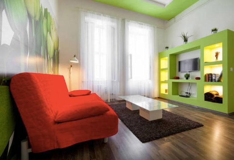 Budget Apartment by Hi5 - Király 99., Budapeszt, Apartament, 1 sypialnia (58), Powierzchnia mieszkalna