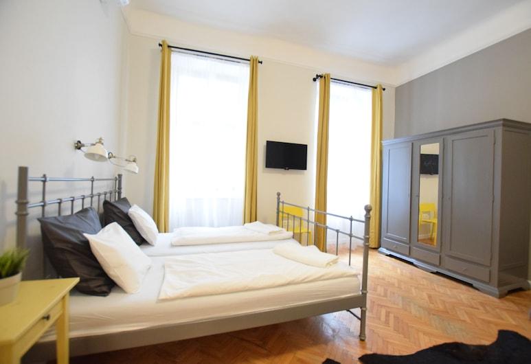 Standard Apartment by Hi5 - Chainbridge, Budapešť, Štandardné štúdio (3), Izba