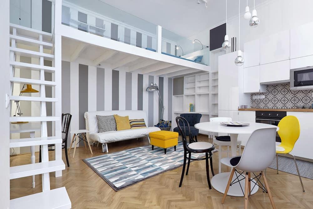 Premium Studio (47) - Living Area