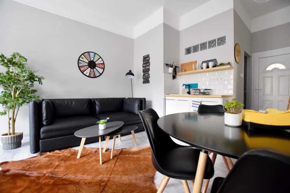 特級開放式客房 (75) - 客廳