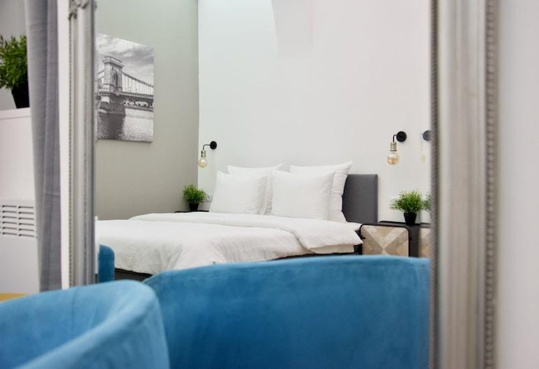 Standard Apartment by Hi5 - Nagysándor street, Βουδαπέστη, Στούντιο, Δωμάτιο