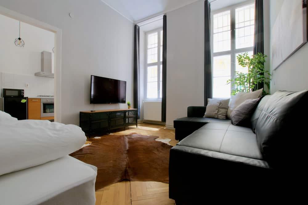 Premium Studio (14) - Living Area