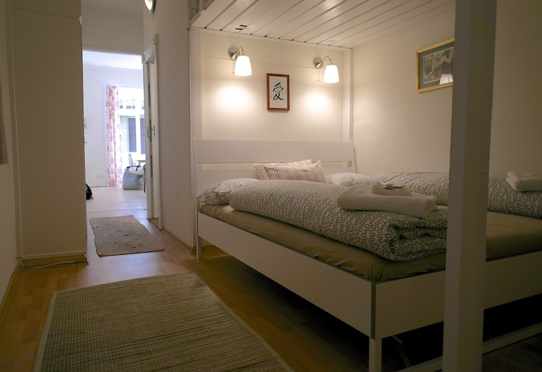 Budget Apartment by Hi5 - Veres Pálné, Βουδαπέστη, Διαμέρισμα, 1 Υπνοδωμάτιο, Δωμάτιο