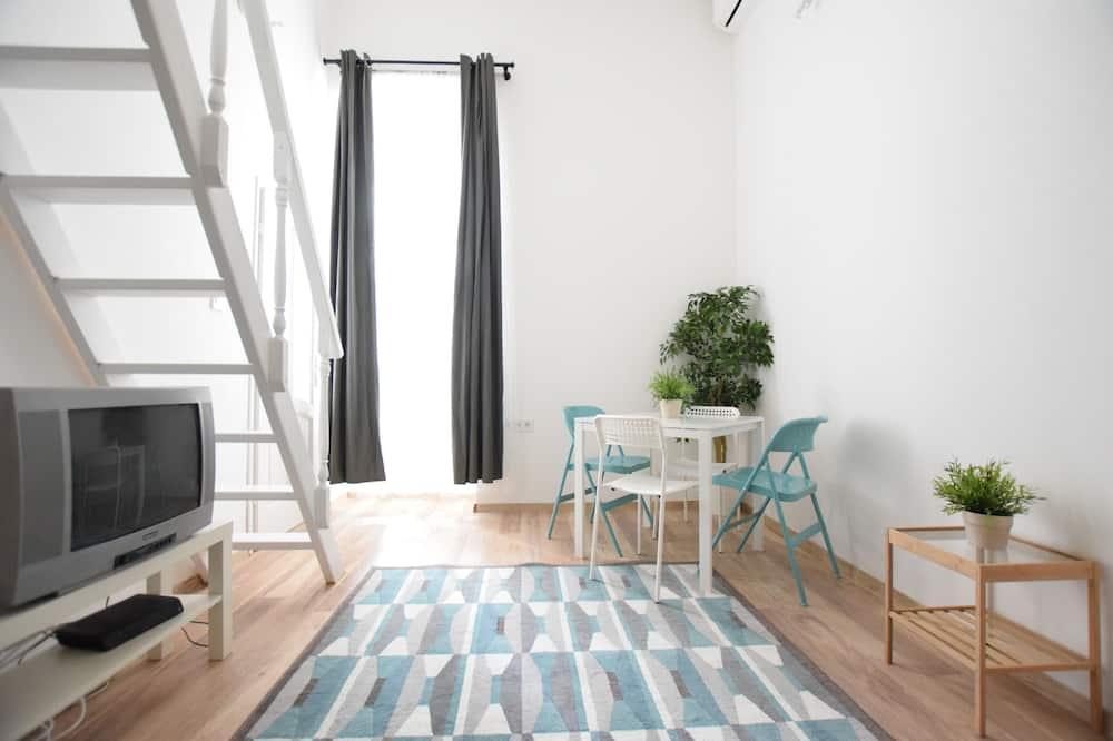 Apartament z 2 sypialniami - Powierzchnia mieszkalna