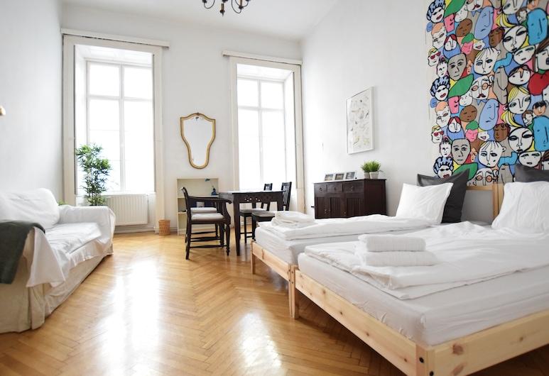 Budget Apartment by Hi5 - Papnövelde 2., Budapeszt, Studio, Pokój