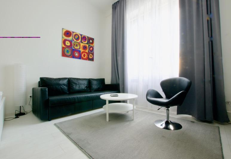 Standard Apartment by Hi5 - Rákóczi 18., Budapest, Apartment, 1 Bedroom, Living Area