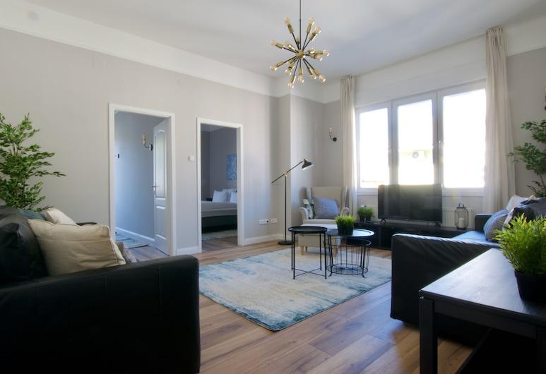 Standard Apartment by Hi5 - Tátra street, Βουδαπέστη, Διαμέρισμα, 2 Υπνοδωμάτια, Καθιστικό